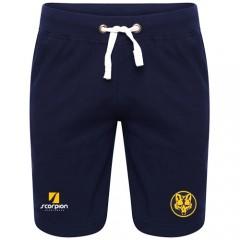 Coalville Navy Campus Shorts